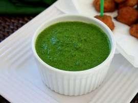 Green Chatni