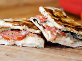 Paneer Sandwiches
