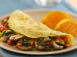 Sabzi Wala Omelette
