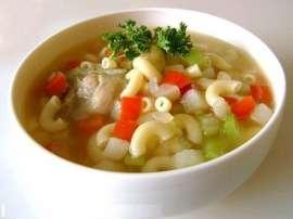 Sabzi Macaroni Soup