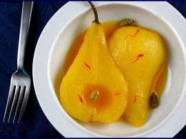Pear Murabba