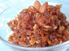 Dates Ka Halwa