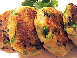 Egg Aloo Ke Kabab