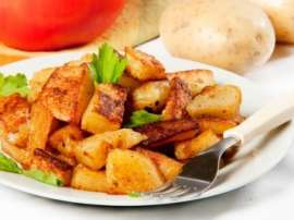 Fried Aloo