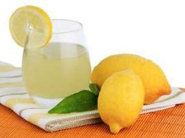 Sharbat Lemon