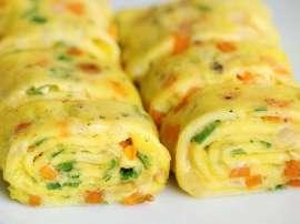 Japani Rolled Omelette