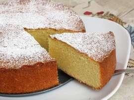 Kishmish Badam Cake