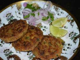 Chana Fried Kabab