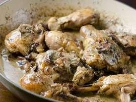 Creamy Spicy Chicken Roast