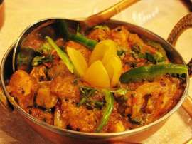 Quick Fish Karahi