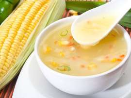 Chinese Bean Corn Soup
