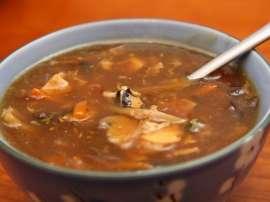 Szechuan Hot Soup