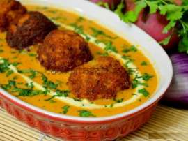 Kidney Kofta Curry