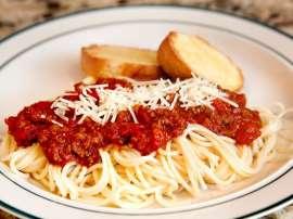 Italian Spaghetti Meat