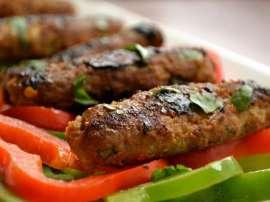 Anjeer Wale Seekh Kabab