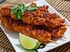Mutton Seekh Kabab
