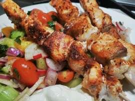 Smoked Machli Kabab