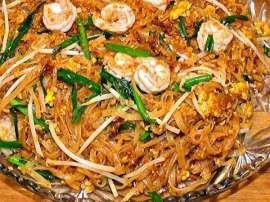 Thai Crispy Noodles