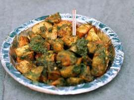 Aloo Ki Chaat