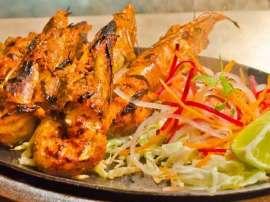 Shrimps Salan (Jhinge Ka Salan)