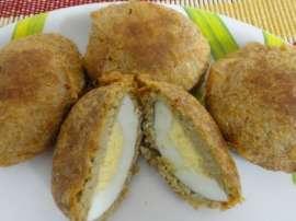 Anda Seekh Kabab