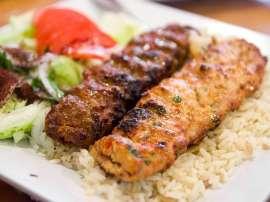 Tasty Special Kebab