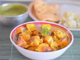 Paneer Aur Phool Gobhi Ka Soup