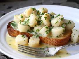 Parsley Toast