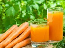 Healthy Carrot Juice (Gajar Ka Sharbat)