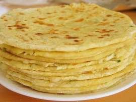 Khajoor Ki Roti