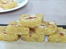 Coconut Mithai