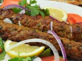 Fish Seekh Kabab