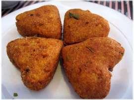Machli Kay Cutlets