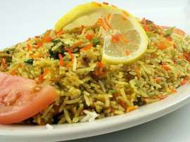Boneless Fish Pulao