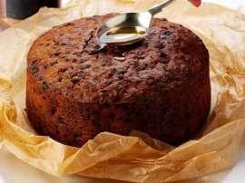 Basic Plain Cake