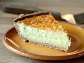 Pistachio Custard (Pista Custard)