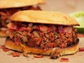 Kaleji Sandwich