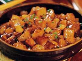 Hawaiian Chinese Chicken