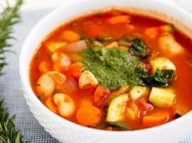 Gorda Aur Sabzi Soup
