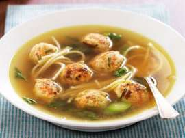 Meat Ball Soup