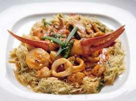Jhinga Noodles