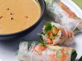 Spring Roll For Summer