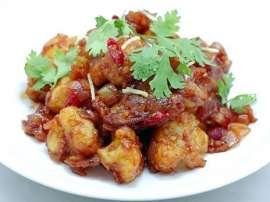 Gobhi Aur Murgh (Gobgi Chicken)
