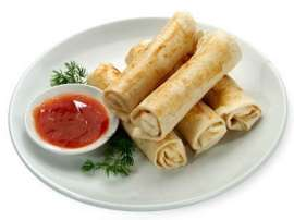 Chicken Rolls Phalian
