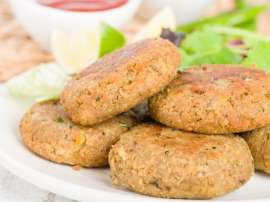 Sabzi Aur Kabab