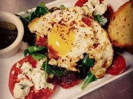 Luxury Fried Eggs