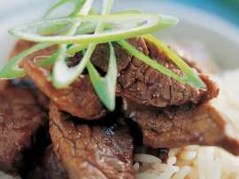 Easy Beef Fried