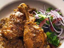 Chicken Makhana