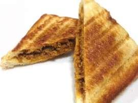 Paneer Keema Sandwich