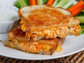 Cheese Chicken Sandwich